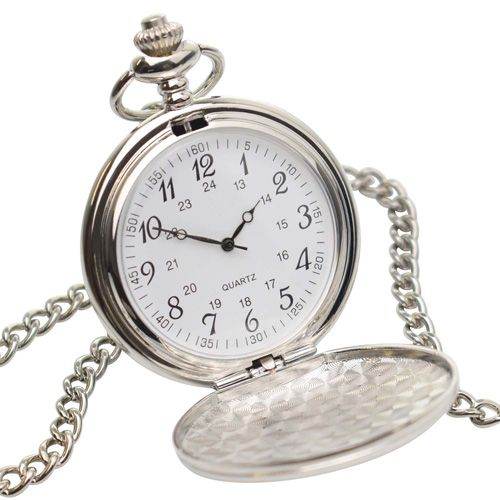 HMS Echo Pocket Watch